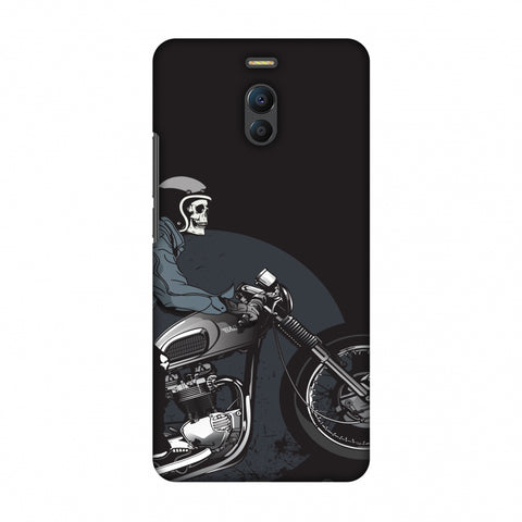 Love For Motorcycles : 2 Slim Hard Shell Case For Meizu Note 6
