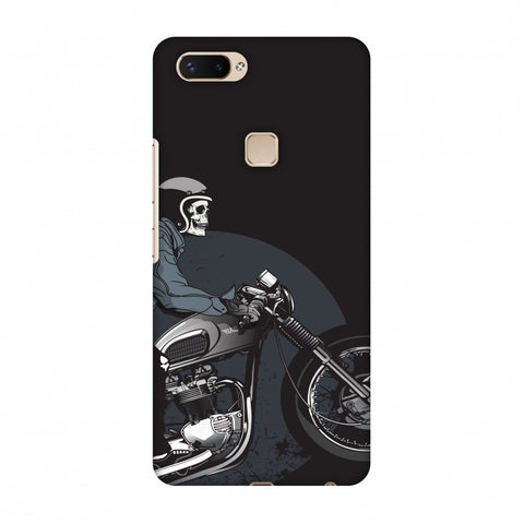 Love For Motorcycles : 2 Slim Hard Shell Case For Vivo X20 Plus
