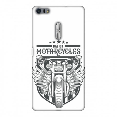 Love For Motorcycles : 3 Slim Hard Shell Case For Asus ZenFone 3 Ultra ZU680KL