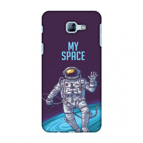 I Need My Space Slim Hard Shell Case For Samsung Galaxy A8 2016