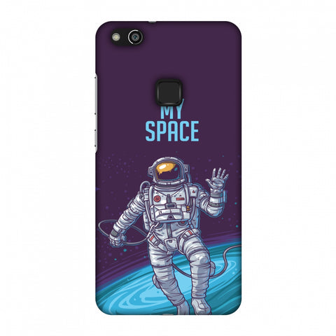 I Need My Space Slim Hard Shell Case For Huawei P10 Lite