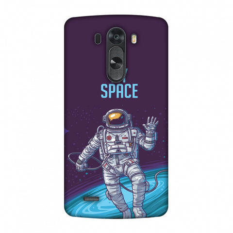 I Need My Space Slim Hard Shell Case For LG G4