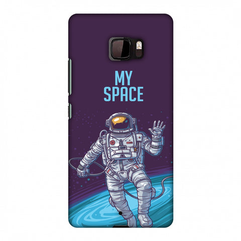 I Need My Space Slim Hard Shell Case For HTC U Ultra