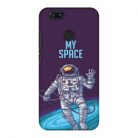 I Need My Space Slim Hard Shell Case For Xiaomi MI A1-5X