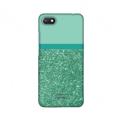 All That Glitters Slim Hard Shell Case For Xiaomi Redmi 6A