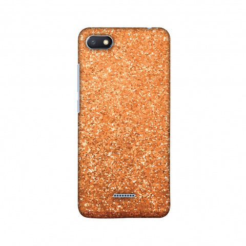 All That Glitters II Slim Hard Shell Case For Xiaomi Redmi 6A