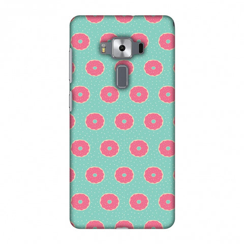 Soul Foods: Donuts Slim Hard Shell Case For Asus Zenfone 3 Deluxe ZS570KL