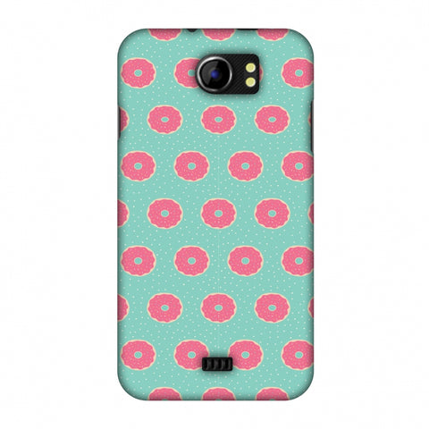 Soul Foods: Donuts Slim Hard Shell Case For Micromax Canvas 2 A110