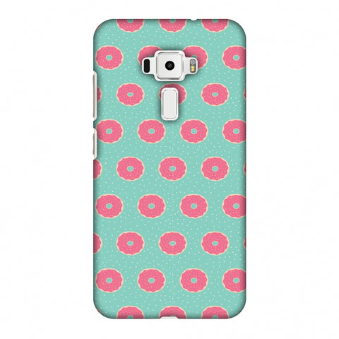 Soul Foods: Donuts Slim Hard Shell Case For Asus Zenfone 3 ZE520KL