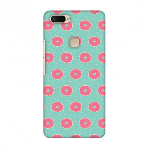 Soul Foods: Donuts Slim Hard Shell Case For Vivo X20 Plus