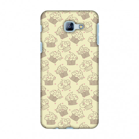 Soul Foods: Muffins Slim Hard Shell Case For Samsung Galaxy A8 2016