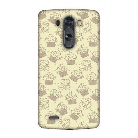 Soul Foods: Muffins Slim Hard Shell Case For LG G4