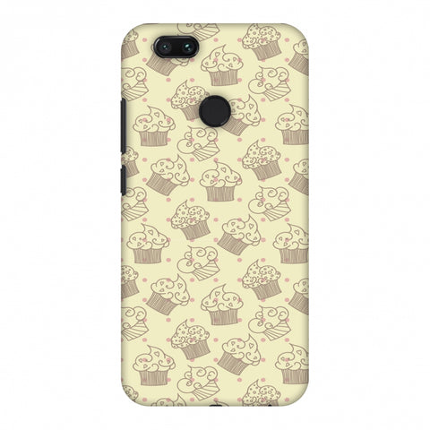 Soul Foods: Muffins Slim Hard Shell Case For Xiaomi MI A1-5X