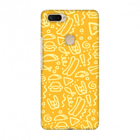 Soul Foods: Junk Slim Hard Shell Case For Vivo X20 Plus