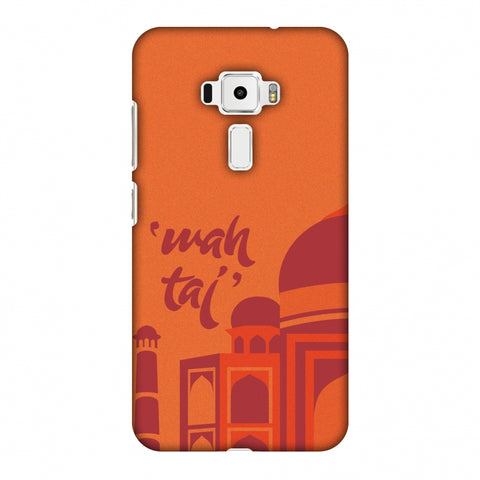 Wah Taj!! Slim Hard Shell Case For Asus Zenfone 3 ZE520KL