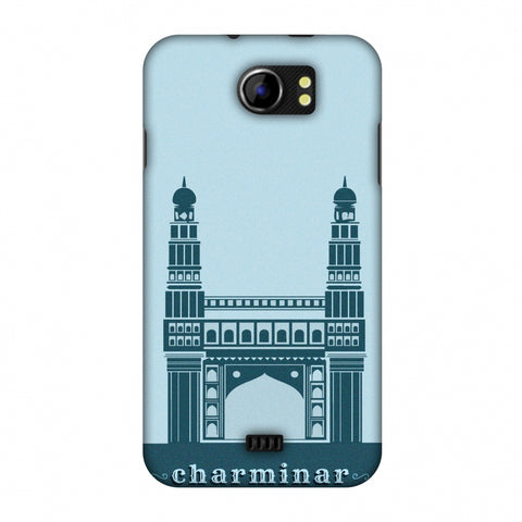 Oh India!: Charminar Slim Hard Shell Case For Micromax Canvas 2 A110