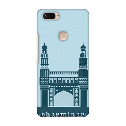 Oh India!: Charminar Slim Hard Shell Case For Vivo X20 Plus