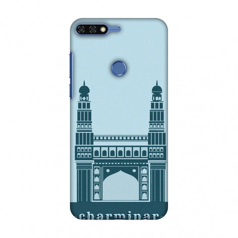 Oh India!: Charminar Slim Hard Shell Case For Huawei Honor 7C