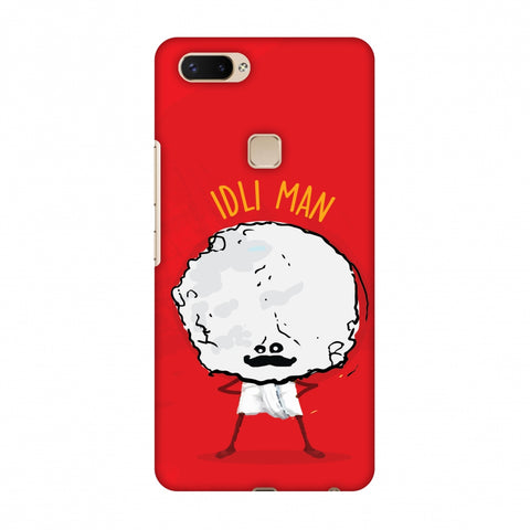 Idli Man Slim Hard Shell Case For Vivo X20 Plus
