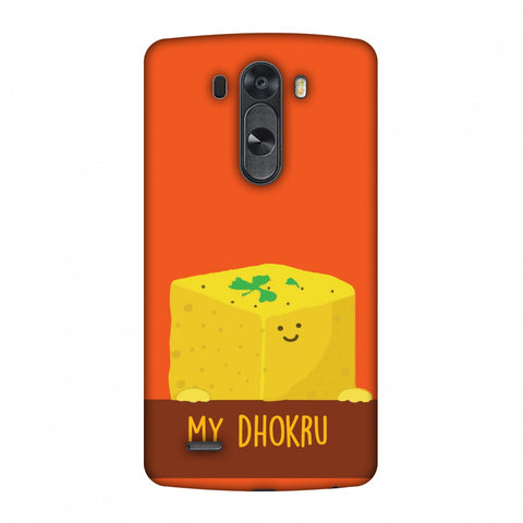 My Dhokru Slim Hard Shell Case For LG G4