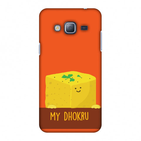 My Dhokru Slim Hard Shell Case For Samsung GALAXY J3 2016