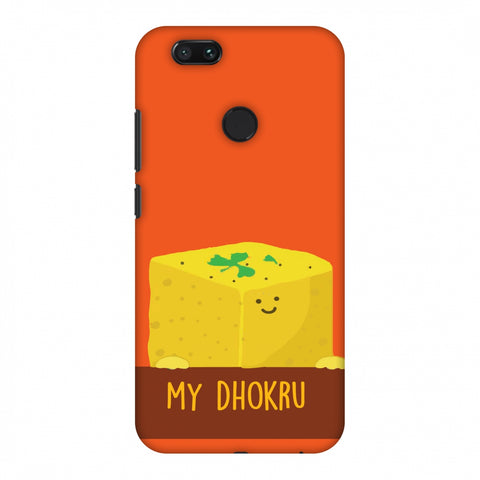 My Dhokru Slim Hard Shell Case For Xiaomi MI A1-5X