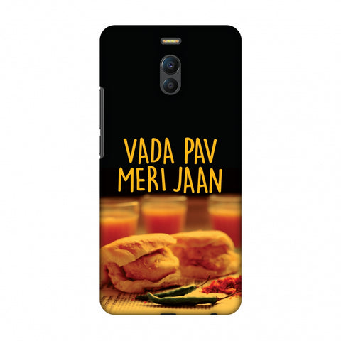 Vada Pav Meri Jaan! Slim Hard Shell Case For Meizu Note 6