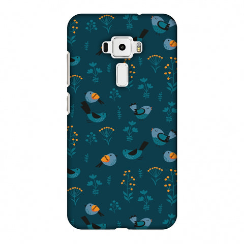 Pretty Patterns: Sparrow Slim Hard Shell Case For Asus Zenfone 3 ZE520KL