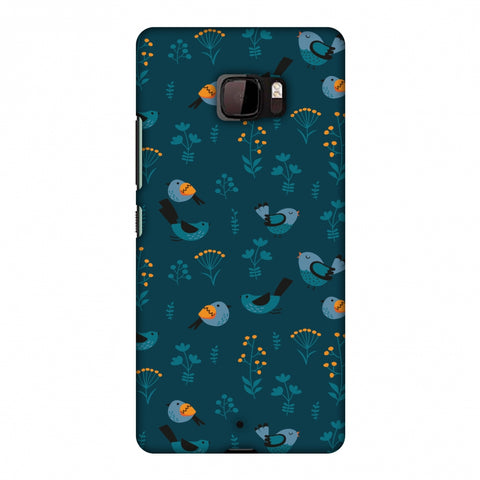 Pretty Patterns: Sparrow Slim Hard Shell Case For HTC U Ultra