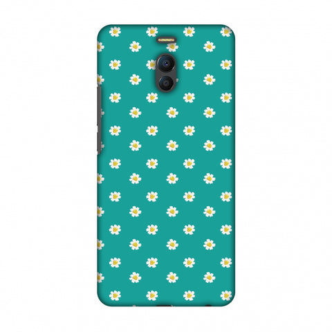 Pretty Patterns: Daisies Slim Hard Shell Case For Meizu Note 6