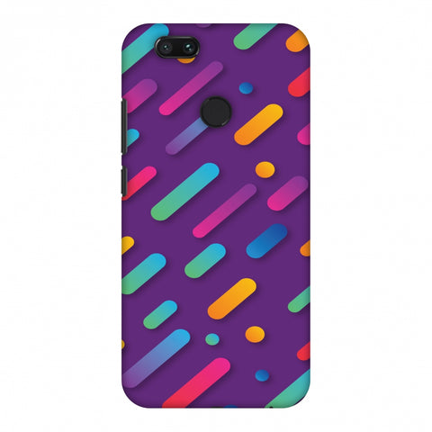 It's Raining Gradients! Slim Hard Shell Case For Xiaomi MI A1-5X