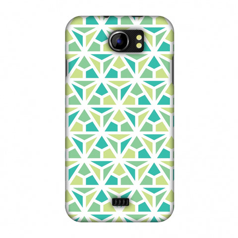 Pretty Patterns: Mozaics Slim Hard Shell Case For Micromax Canvas 2 A110