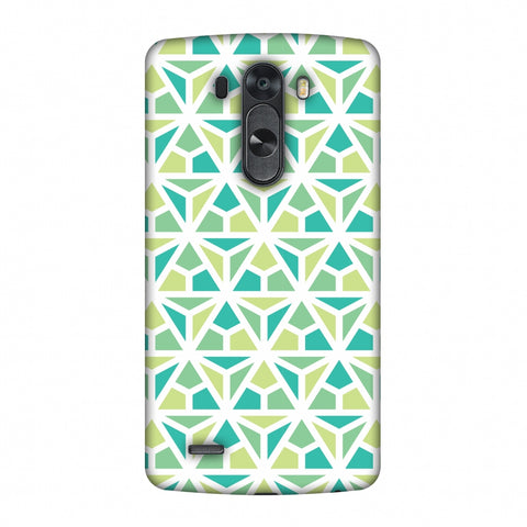 Pretty Patterns: Mozaics Slim Hard Shell Case For LG G4