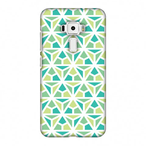 Pretty Patterns: Mozaics Slim Hard Shell Case For Asus Zenfone 3 ZE520KL