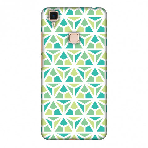 Pretty Patterns: Mozaics Slim Hard Shell Case For Vivo V3 Max