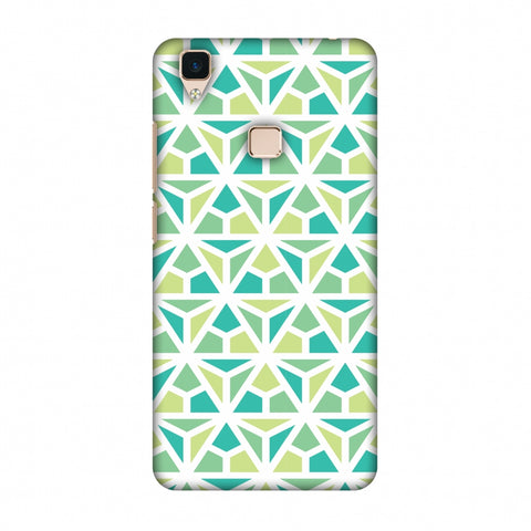 Pretty Patterns: Mozaics Slim Hard Shell Case For Vivo V3