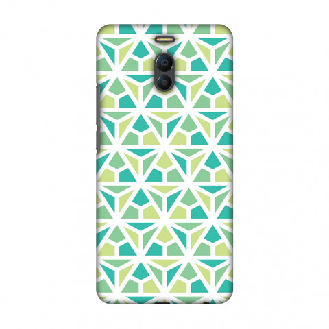 Pretty Patterns: Mozaics Slim Hard Shell Case For Meizu Note 6