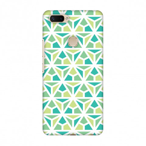 Pretty Patterns: Mozaics Slim Hard Shell Case For Vivo X20 Plus