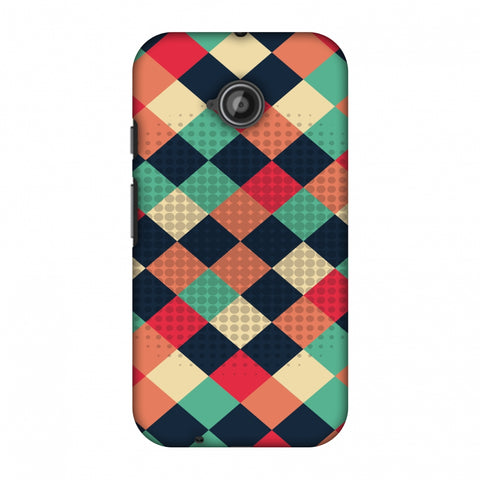 Retro Much? Slim Hard Shell Case For Motorola Moto E 2nd Gen