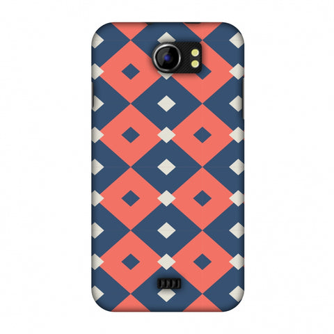 Retro Much? 2 Slim Hard Shell Case For Micromax Canvas 2 A110