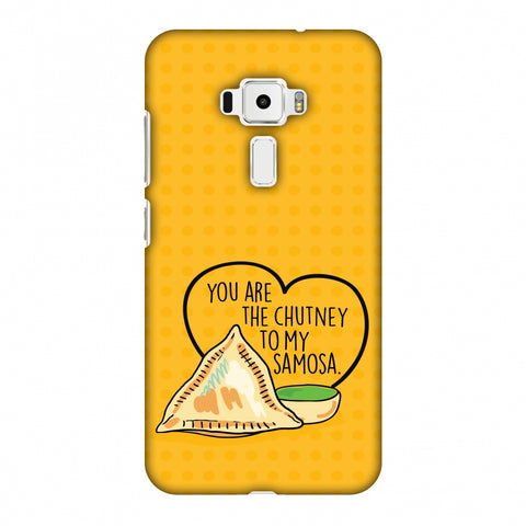 You Are The Chutney To My.. Slim Hard Shell Case For Asus Zenfone 3 ZE520KL