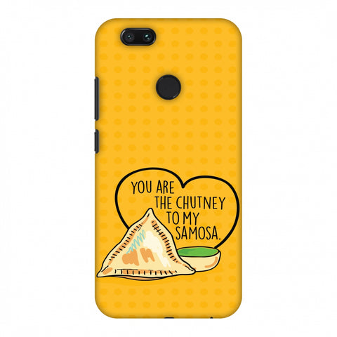 You Are The Chutney To My.. Slim Hard Shell Case For Xiaomi MI A1-5X