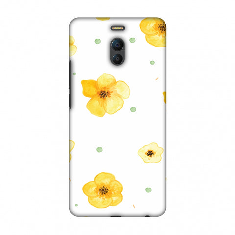Pretty Patterns: Lilies Slim Hard Shell Case For Meizu Note 6