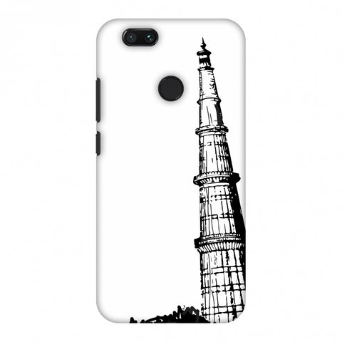 Qutub Minar Slim Hard Shell Case For Xiaomi MI A1-5X
