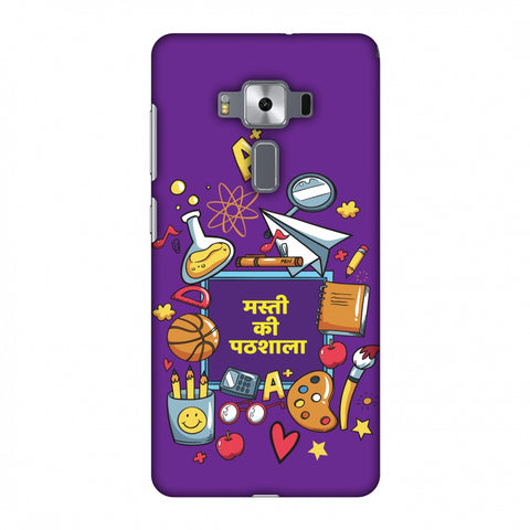 Masti Ki Paathshala Slim Hard Shell Case For Asus Zenfone 3 Deluxe ZS570KL