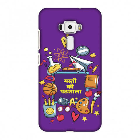 Masti Ki Paathshala Slim Hard Shell Case For Asus Zenfone 3 ZE520KL
