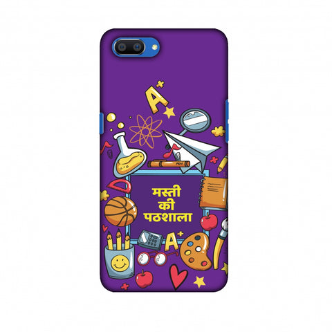 Masti Ki Paathshala Slim Hard Shell Case For Oppo Realme C1