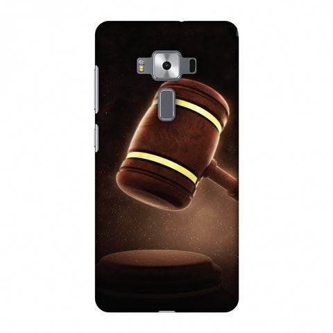 Lawyers 2 Slim Hard Shell Case For Asus Zenfone 3 Deluxe ZS570KL