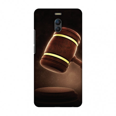 Lawyers 2 Slim Hard Shell Case For Meizu Note 6