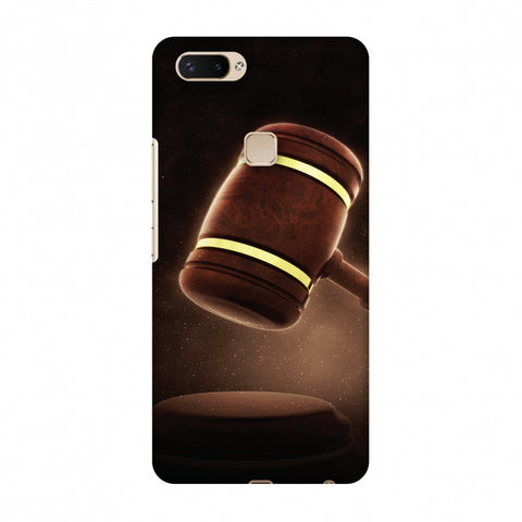 Lawyers 2 Slim Hard Shell Case For Vivo X20 Plus